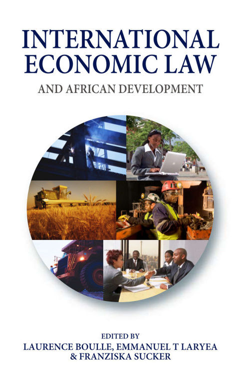 Picture of International Economic Law and African Development Ebook