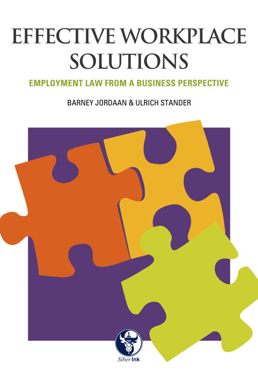 Picture of Effective Workplace Solutions: Employment Law from a Business Perspective Ebook