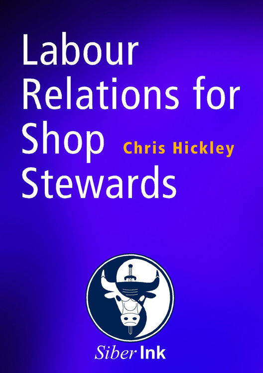 Picture of Labour Relations for Shop Stewards Ebook