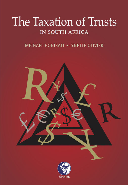 Picture of The Taxation of Trusts in South Africa Ebook