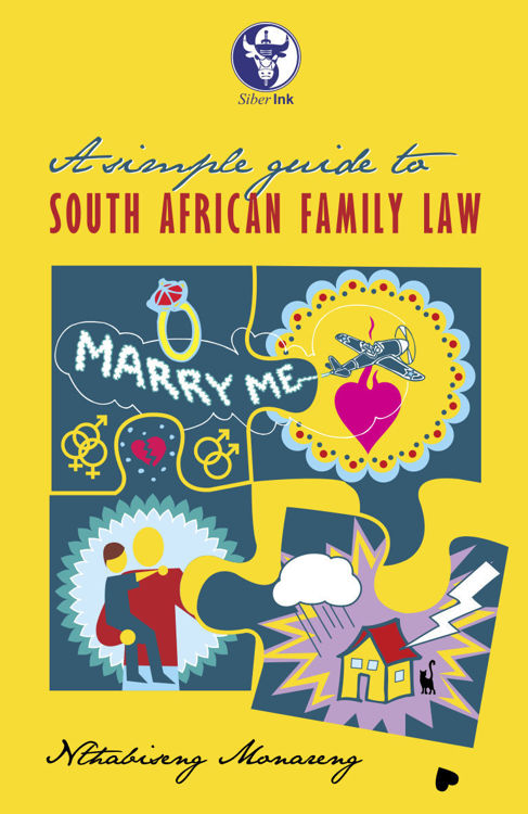 Picture of A Simple Guide to South African Family Law Ebook