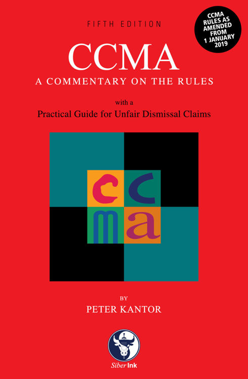 Picture of CCMA: A Commentary on the Rules (5ed)